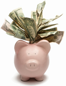 Image result for money pig